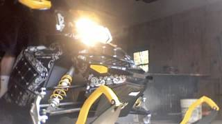 4. 2009 Ski-Doo Mxz Renegade 800 Power Tek
