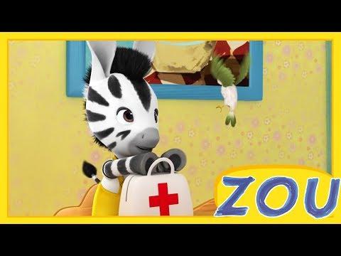 ZOU | Zou Secouriste | Dessins animés pour enfants | Zou en Français