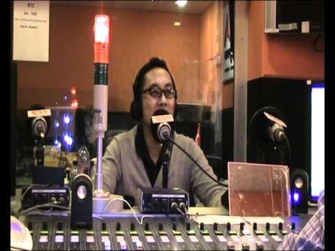 Rudy Djoharnaen Di Interview di segmen Go Glam Ria 89.fm-Part 2