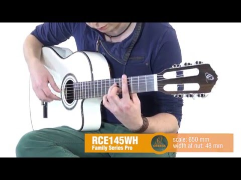 OrtegaGuitars_RCE145WH_ProductVideo