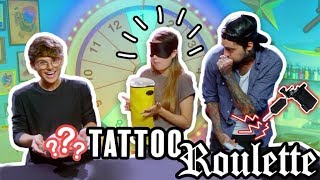 Video Tattoo Roulette ep.4 - Mikey Murphy, Romeo Lacoste (Official Game Show!) MP3, 3GP, MP4, WEBM, AVI, FLV Agustus 2018