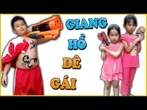 Tony | Phim Giang Hồ Mê Gái - Gangster Battle - Thời lượng: 11 phút.