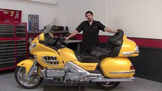 Power Commander 5 Install: 2006-2010 Honda Goldwing