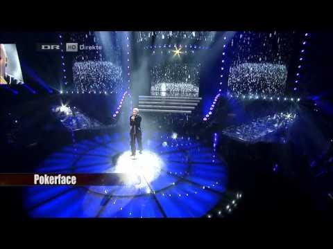 X-Factor Finale (Denmark) - Sarah - Poker Face