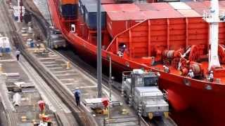 Panama Canal Ship Accident