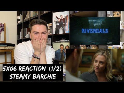 RIVERDALE - 5x06 'BACK TO SCHOOL' REACTION (1/2)