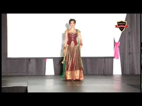 bollywood fashion shows - Crossover Bollywood Se brought latest trends in Indian fashion at Darpan Magazine Annual Award Event for year 2010. Stunning models with trendy clothes were ...