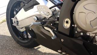 7. Geoff's 2014 BMW S1000RR with Taylor Made exhaust