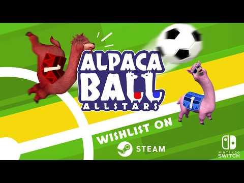 羊駝足球Alpaca Ball Allstars  Steam & SWITCH