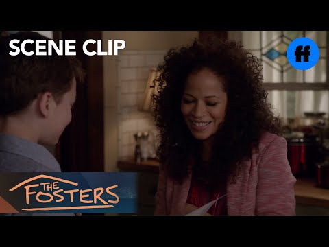 The Fosters 2.01 Clip 'Jude's Birth Certificate'