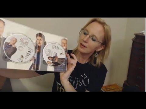 ASMR Soft Spoken ~ Frasier TV Show / DVD Show & Tell