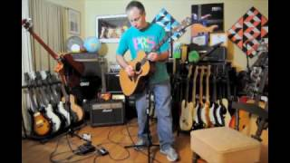 Hello everyone and welcome to some of my past. I called this playing in the Spirit...I simply set everything up and walked up to my guitar and started playing and I had no idea what I was going to play. This is from about 4 to 5 years ago when I was living in Florida (had a few moves since then). I had posted this but my channel got hacked and a  few hundred videos got deleted (and I just stumbled on the old files). Enjoy & God bless!