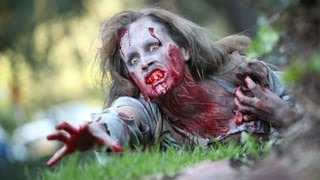 How To Do Zombie Makeup - YouTube