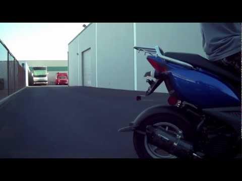 2012-13 Yamaha Zuma 50 by Two Brothers Racing