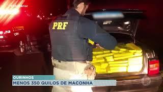 Preso em flagrante homem que transportava drogas no carro em Ourinhos