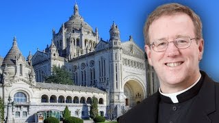 Lisieux France  city images : Bishop Barron Greetings from Lisieux, France