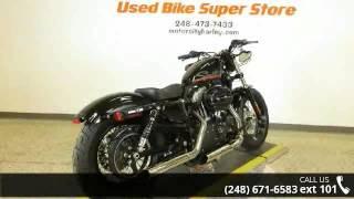 9. 2011 Harley-Davidson XL1200X - Sportster Forty-Eight  - M...