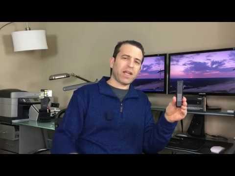 Conbrov Wireless Hidden Spy 1080P Camera Pocket Pen Review and Demo 1080P