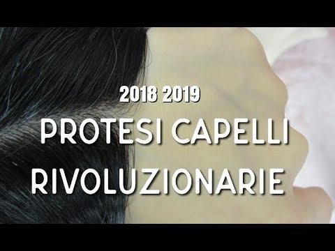Parrucca e protesi capelli a Roma.