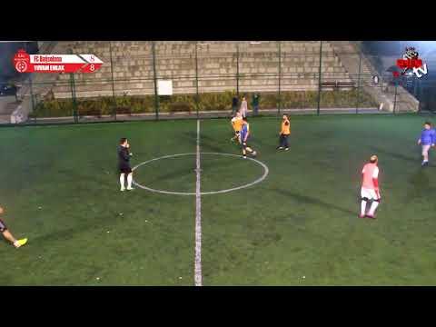 Fc Bağselona - YUVAM EMLAK F.C  FC Bağselona - YUVAM EMLAK Maçın Özeti