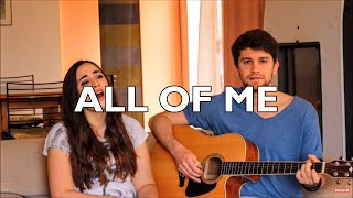 All of Me - John Legend (Acoustic guitar cover) [+ TABS]