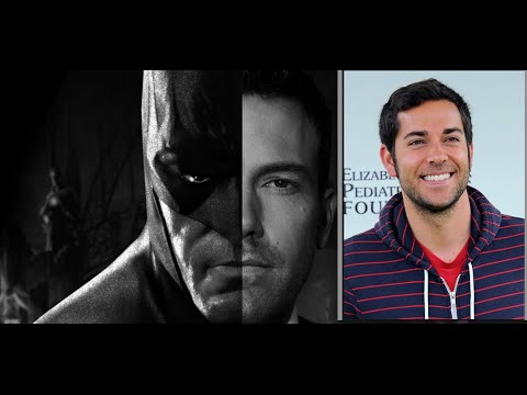 SK Movies Classic Ep # 111: Zac Levi + Ben Affleck cast as Batman!!