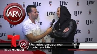 Farruko habla sobre la llegada de su segundo hijo videos