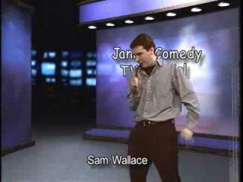 Comedy Special - Sam Wallace