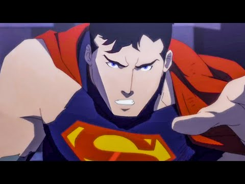 THE DEATH OF SUPERMAN Trailer (2018)
