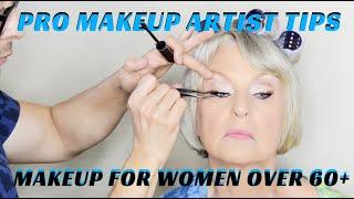 Video How to do Makeup on Women over 60 Makeup Tutorial - mathias4makeup MP3, 3GP, MP4, WEBM, AVI, FLV Oktober 2018