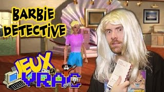 Video JEUX EN VRAC - BARBIE DETECTIVE MP3, 3GP, MP4, WEBM, AVI, FLV November 2017