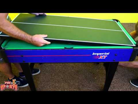 Funsports Imperial 7 in 1 Multigame Table Demo
