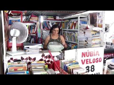 Feira de Livros será retirada da Praça do Fripisa em Teresina