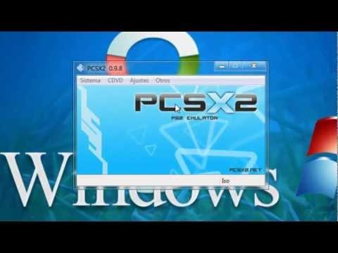 descargar pcsx2 0.9.8 configurado