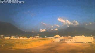 2014-07-14 - Estes Park Fairgrounds West Time-Lapse