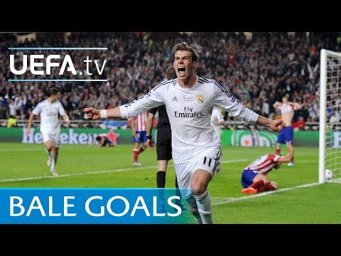 Gareth Bale: Six Of His Best Goals For Real Madrid And Tottenham
