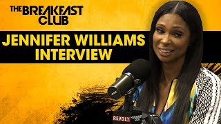 Video Jennifer Williams On Basketball Wives Reunion, Tami Roman, Shaunie O'Neal + More MP3, 3GP, MP4, WEBM, AVI, FLV September 2018