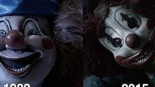 Poltergeist Clown 1982 -VS- Poltergeist Clown 2015