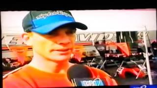 1. Harley Davidson VR 1000 at the Daytona 200 in 2000