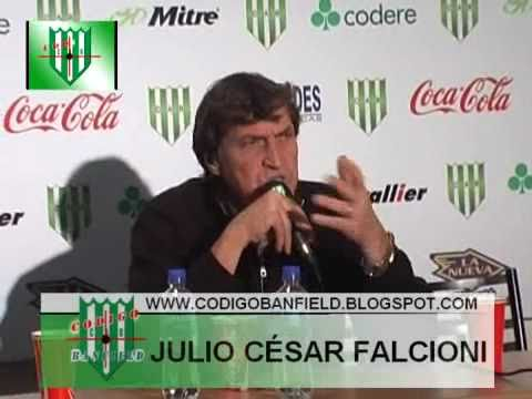 Julio César Falcioni: Banfield 0 - Gimnasia y Esgrima LP 0 Apertura 2010