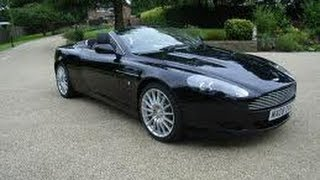 2014 Aston Martin DB9 Test Drive Extended Cut