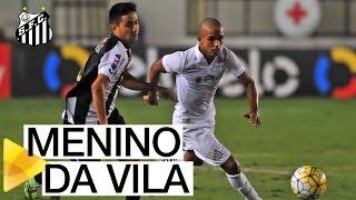 O lateral direito Igor é mais um Menino da Vila que subiu para o time profissional. Confira como foi a estreia dele, como titular, na Vila Belmiro, na partid...