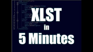 Simple XSLT Tutorial - XSLT In 5 Minutes