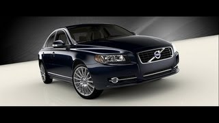 2011 Volvo S80 - First Look   Video Reviews