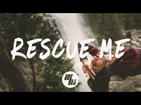 Seven Lions - Rescue Me (Lyrics / Lyric Video) With Unlike Pluto (видео)