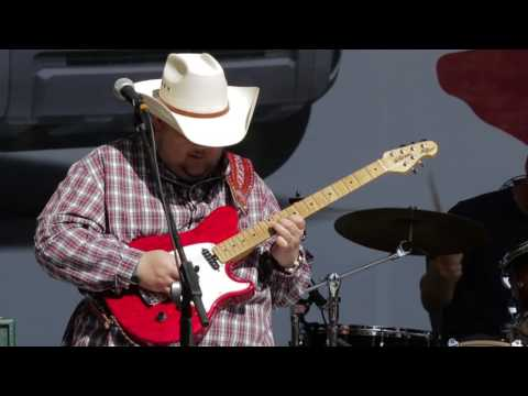 Opus D' Funk - Johnny Hiland at the Dallas International Guitar Show