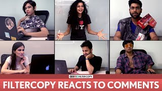 Video FilterCopy | 2 Million Likes Special: We React To Your Comments | Ft. Mithila, Dhruv, Veer, Banerjee MP3, 3GP, MP4, WEBM, AVI, FLV Mei 2018