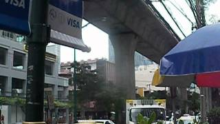 Roadside Markets Near Nana   Bangkok   Thailand   July 2012