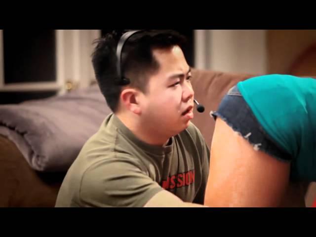 Quảng cáo hot: Ăn bim bim trúng bạn gái