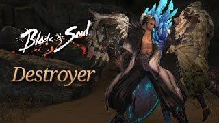 Видео к игре Blade and Soul из публикации: Blade and Soul - Неделя класса Destroyer